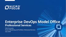 Enterprise DevOps Model Office